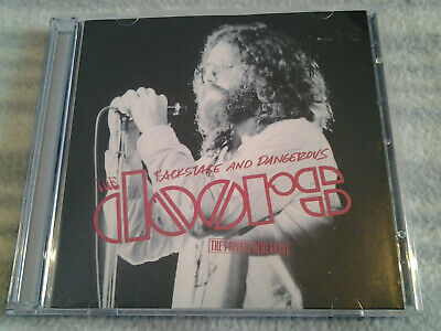 "THE DOORS/JIM MORRISON ""Backstage And Dangerous"" (1969/2007) Bright Midnight"