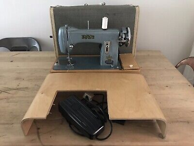 Vintage Rare PAX Sewing Machine *Spares Or Repair*
