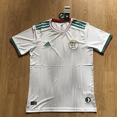 Maillot algerie CAN 2019 2 etoiles Taille S