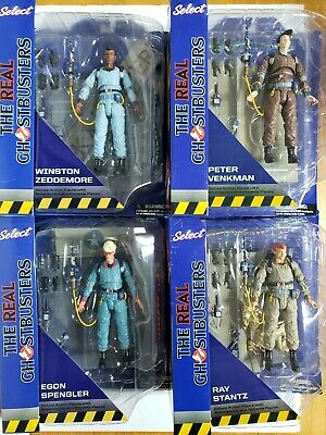 "2019 DIAMOND SELECT TOYS REAL GHOSTBUSTERS RAY STANTZ 7/"" ACTION FIGURE MIP"