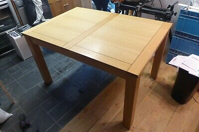 Extending Dining Table and 4 free chairs