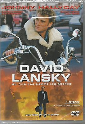 Johnny Hallyday Dvd David Lansky *Le Gang Des Limousines* Neuf Sous Blister