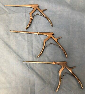 Sontec UpBiting Biopsy Punch - LOT OF 3 Different Sizes