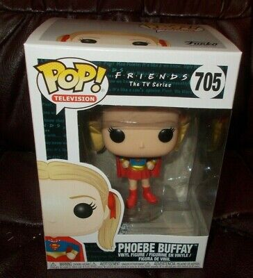 Funko POP! TV FRIENDS THE TV SERIES: PHOEBE BUFFAY #705 ~ MIB