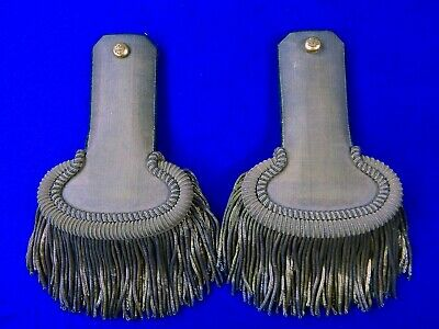 Antique German Germany or Austrian 19 Century Pre WW1 Shoulder Boards epaulettes