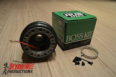Honda Steering Wheel Hub Boss Kit - Civic EP3 EP2 EJ9 EK9 S2000 DC5 DC2 TYPE R