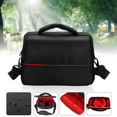 Digital Camera Bag Backpack Waterproof Case Cover  for Canon Nikon Sony SLR DSLR
