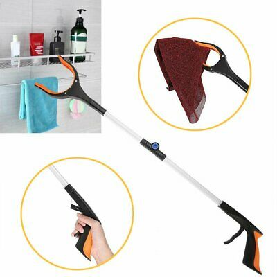 Foldable Garbage Pick Up Tool Grabber Reacher Stick Reaching Grab Claw Hot VU