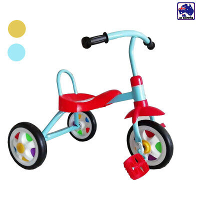 3 Wheel Mini Bike Bicycle Tricycle Trike Kids Children Toddler color Toy BTS0310