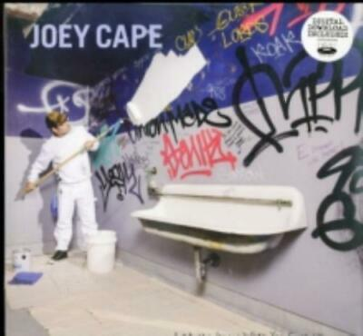 JOEY CAPE: LET ME KNOW WHEN YOU GIVE UP (LP vinyl *BRAND NEW*.)