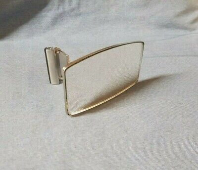 New Austin A50 A55 A60  Stainless Overtaking Mirror