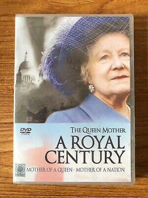 Queen Mother - A Royal Century (DVD) Brand New Sealed