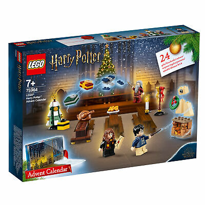 75964 LEGO Harry Potter 2019 Advent Calendar 24 Doors to Open 305 Pieces Age 7+