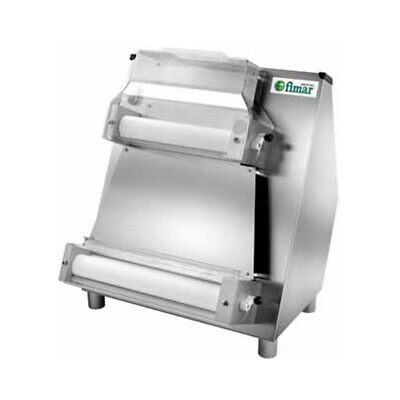 Pizza Roller Stainless - 2 Couples Rollers Parallel 42 CM