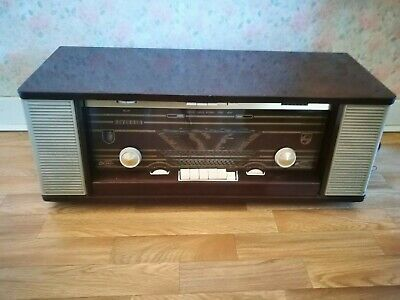 radio vintage philips Capella-Reverbeo B7X14A /00