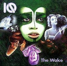 The Wake by Iq   CD   condition very good