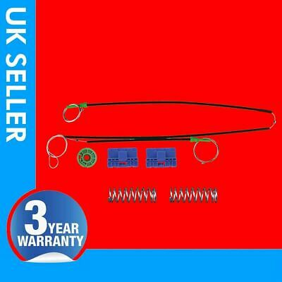 05-11 AUDI A6 S6 WINDOW REGULATOR REPAIR KIT FRONT RIGHT OSF UK DRIVER SIDE 4//5D
