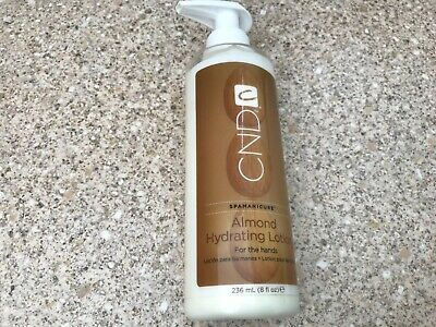 CND Almond Hydrating Lotion For Hands & Body 236ml NEW