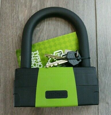 Gg720 Gear Gremlin Typhoon Shackle Lock Small