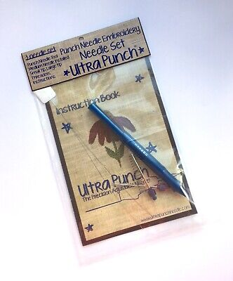 Ultra Punch Needle, Cameo Ultra Punch Needle Embroidery Tool, Rug Hooking Tool