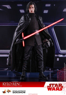 Hot Toys Star Wars: The Last Jedi KYLO REN Action Figure 1/6 Scale MMS438