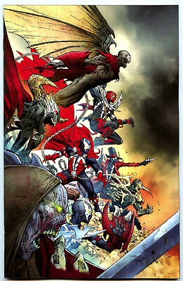Spawn #300 (2019) Image NM/NM- Opena Virgin Variant Cover O