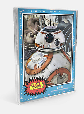 Topps Star Wars Living Set Bundle #29-#30 BB-8 & 4-LOM  🔥GREAT COLLECTION 🔥