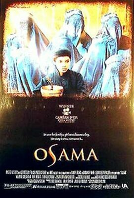 Osama (Single Sided) Regular) Original Movie Poster