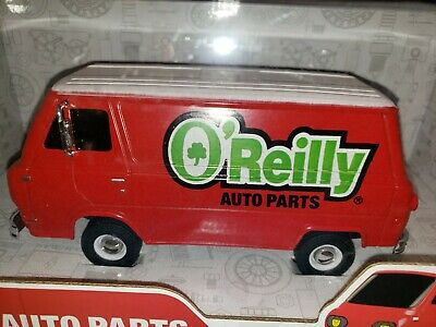 O'Reilly Auto Parts Diecast Service Van Limited Edition 18116/20000