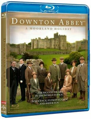 Downton Abbey A Moorland Holiday  Christmas Special Blu-Ray New & Sealed