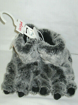 Soft Plush Furry Monster Sleepers Toddler Kids Boys Girls by Cat & Jack L 9/10