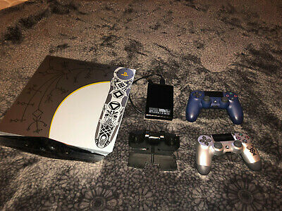 Sony PlayStation 4 Pro 1TB Console Bundle with God of War Limited Edition
