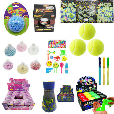 Children Birthday Party Bag Fillers Toys Girls & Boys