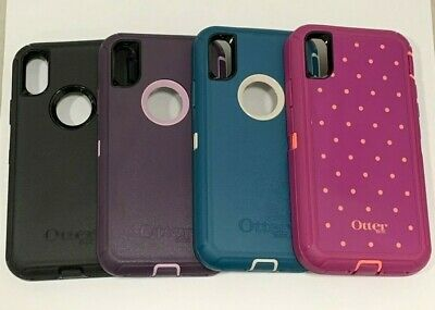 OtterBox Defender Series Case for iPhone X & iPhone XS- colors