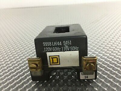 Square D 9998 Lh44 Magnetic Coil For Lighting Contactor 120 Volt