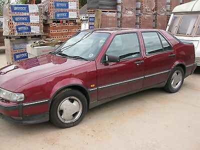 breaking saab 9000 2.3 full turbo