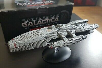 Eaglemoss Battlestar Galactica: Issue 3: Modern Galactica BS-75 (25cm) IN STOCK