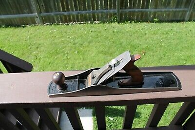 Stanley Bailey Model No.6 Smooth Bottom Fore Plane Lot#839