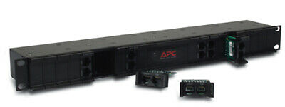 APC PRM24 power distribution unit (PDU) Black - PRM24