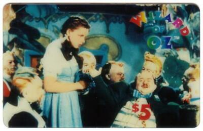 Wizard of Oz (Series 2) Very Colorful Movie Scenes. Set of 6 Cards Phone Card