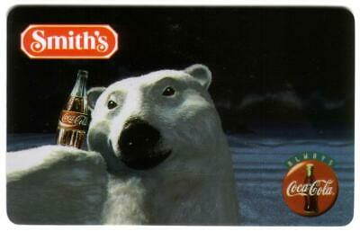 3m Smith's: Polar Bear With Coke Bottle Phone Card