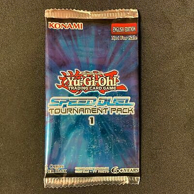 Yugioh Speed Duel 1 Ots Booster Pack!  Factory Sealed!! Multiple Available!!!!