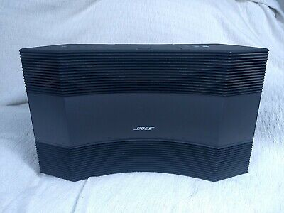 Bose Acoustic Wave Music System-CD3000 AM/FM CD Player Graphite - Excellent