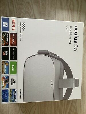 Oculus Go 32GB Standalone VR Headset Excellent Condition