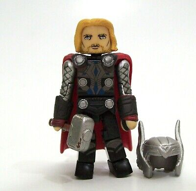 Minimates wave 39 Thor the Mighty Avenger Marvel universe series 2011