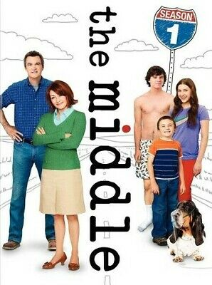 The Middle TV Series Season 1 DVD Brand New