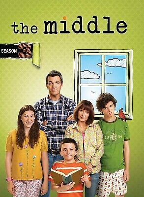 The Middle TV Series Season 3 DVD Brand New