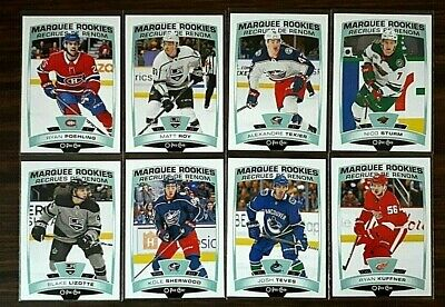 2019-20 OPC O-Pee-Chee Marquee Rookies Lot of 8 Poehling & More