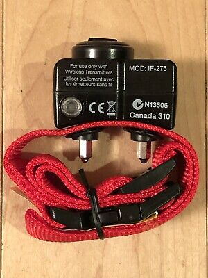 Shock Collar Receiver for Wireless Fence IF-275