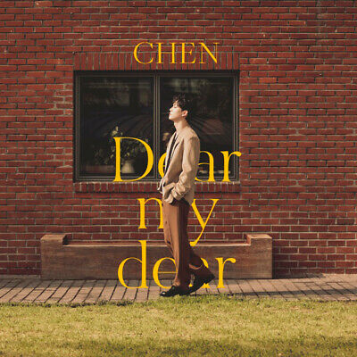 EXO CHEN [DEAR MY DEAR] 2nd Mini Album 2 Ver SET 2CD+POSTER+2P.Book+2Letter+GIFT